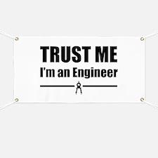 Trust me i'm an engineer Banner