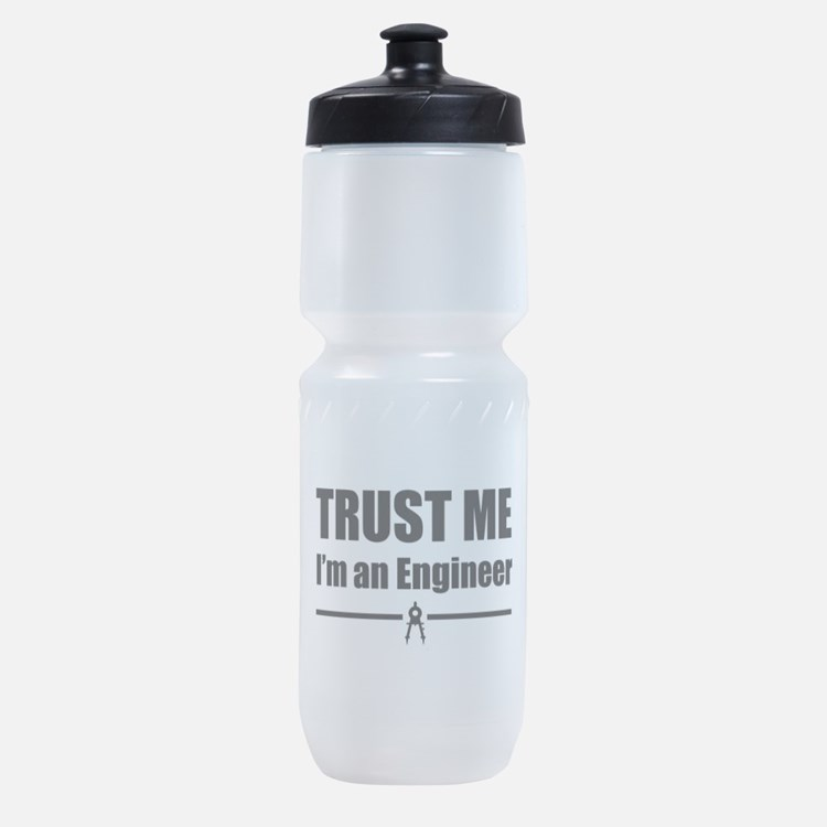 Trust me i'm an engineer Sports Bottle