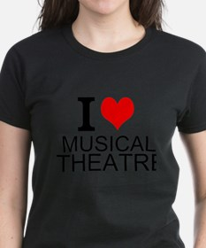 I Love Musical Theatre T-Shirt