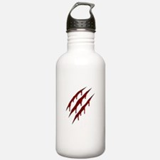 wolverine attack Water Bottle