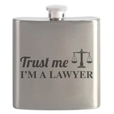 Trust me I'm a lawyer Flask