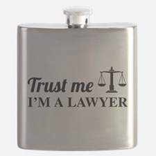 Trust me I'm a lawyer Flask