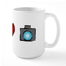 WTD: I Love Photography Coffee Mug