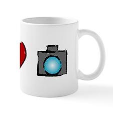 WTD: I Love Photography Mug