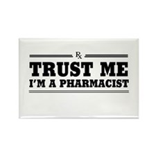 Trust me I'm a pharmacist Magnets