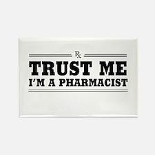 Trust me I'm a pharmacist Magnets