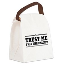 Trust me I'm a pharmacist Canvas Lunch Bag