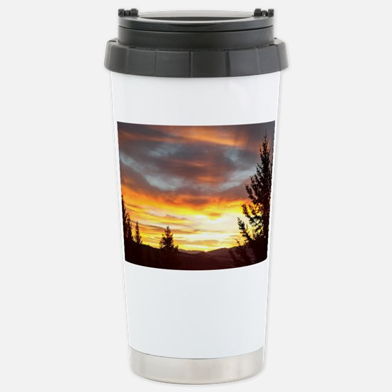 A Walk With GOD Stainless Steel Travel Mug