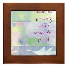 Friend101.jpg Framed Tile