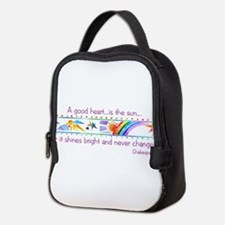 A good heart.jpg Neoprene Lunch Bag