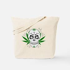 Funny Weed Tote Bag