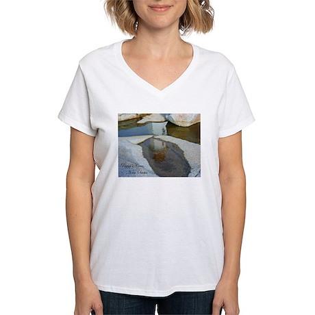 Nova Scotia - Women's V-Neck T-Shirt (2)