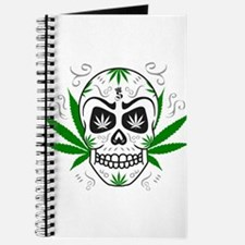 Funny Weed Journal