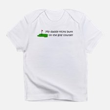 Cute Golfer grandma Infant T-Shirt