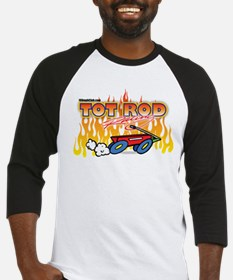 Tot Rod Racing Baseball Jersey