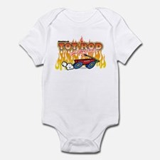 Tot Rod Racing Infant Bodysuit