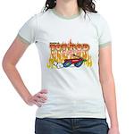 Tot Rod Racing Jr. Ringer T-Shirt