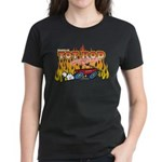 Tot Rod Racing Women's Dark T-Shirt