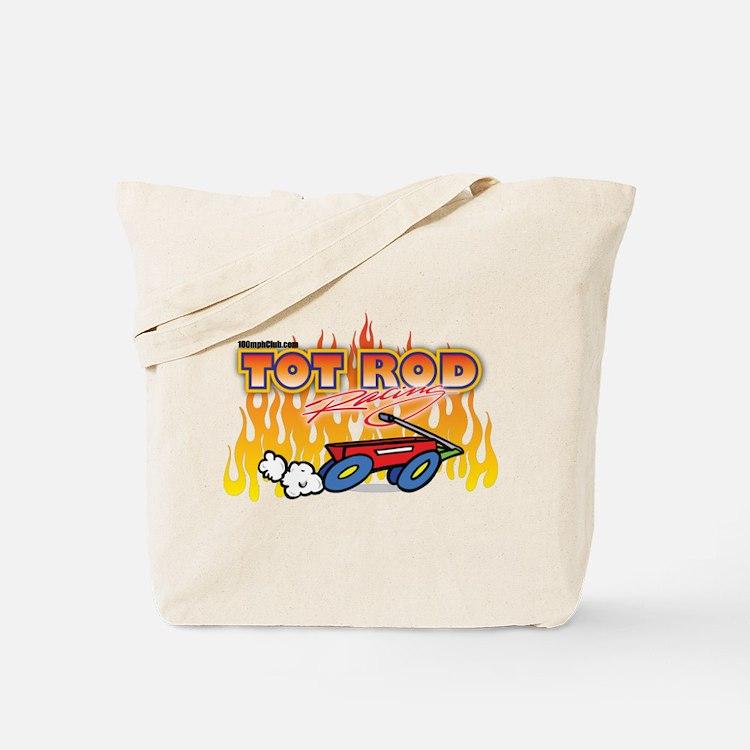 Tot Rod Racing Tote Bag