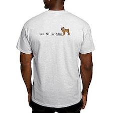 Brussels Griffon Heart T-Shirt