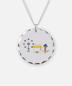Amusement Park Necklace