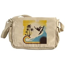Retro Surfer Messenger Bag