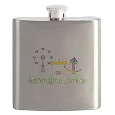 Adrenaline Junkie Flask