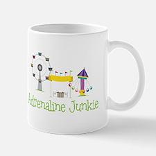 Adrenaline Junkie Mugs