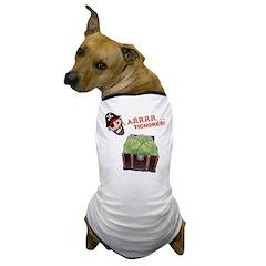 ARRRRtichoke Dog T-Shirt