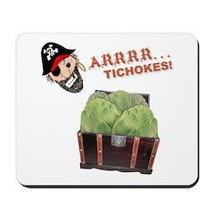 ARRRRtichoke Mousepad