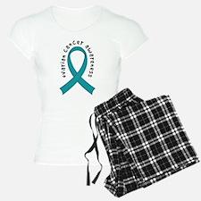 Ovarian Cancer Awareness Pajamas
