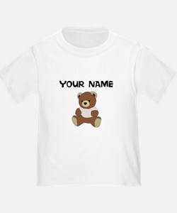 Custom Teddy Bear T-Shirt
