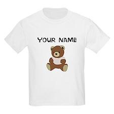 Custom Teddy Bear T-Shirt
