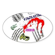 Zach Attack BB16 Bumper Stickers