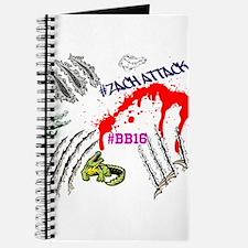 Zach Attack BB16 Journal