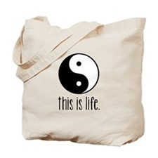 This is Life Tote Bag