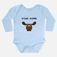 Custom Cartoon Moose Body Suit
