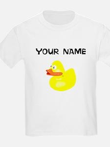 Custom Rubber Ducky T-Shirt