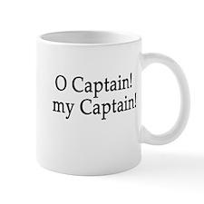 O Captain! my Captain! Mug