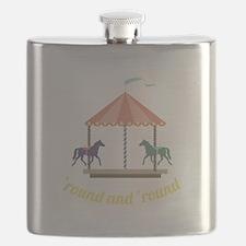 Round & Round Flask