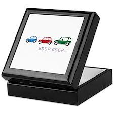 Beep Beep Keepsake Box