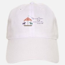 Up and Down Baseball Baseball Baseball Cap
