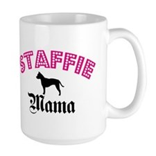staffie-mama Mugs