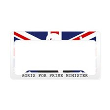 BJ4PM License Plate Holder