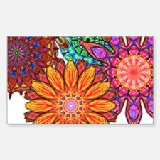 Floral Patten Decal