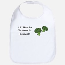 Christmas Broccoli Bib