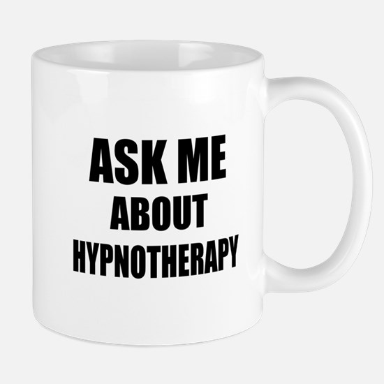 Ask me about Hypnotherapy Mugs
