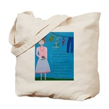 Cool Brandy Tote Bag