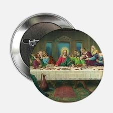 """Cute Jesus apostle 2.25"""" Button"""
