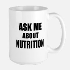 Ask me about Nutrition Mugs